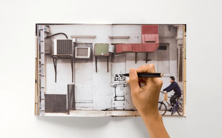 Walls notebook สำหรับคนมือบอน 13 - notebook
