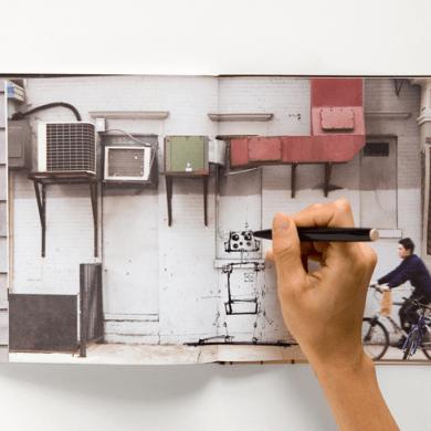 Walls notebook สำหรับคนมือบอน 15 - notebook