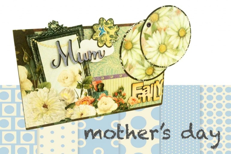 Gift for Mother's day 13 - card