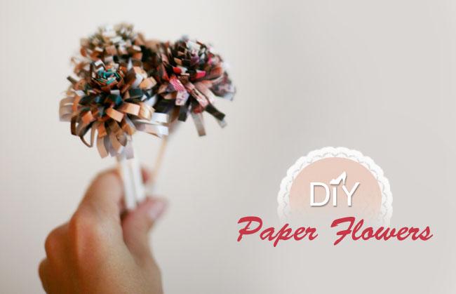 DIY paper flower 13 - DIY