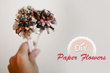 DIY paper flower 30 - DIY