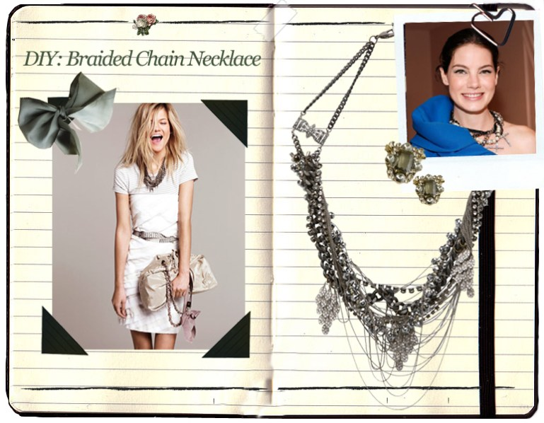DIY Chain Necklace 13 - DIY