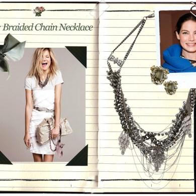 DIY Chain Necklace 16 - DIY