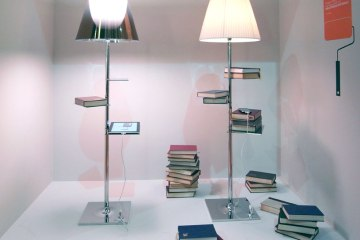 bibliotheque nationale 38 - Lamp