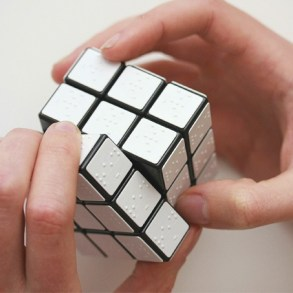 Rubik cube 20 - blind