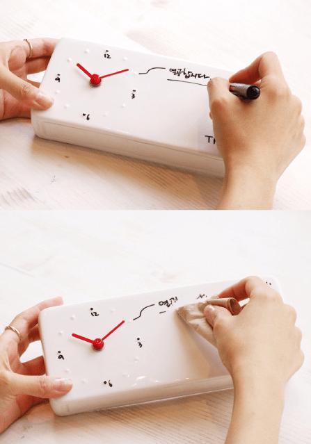 Memo clock 17 - clock