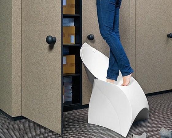 Flux Chair..เก้าอี้จากไอเดียงานพับกระดาษของญี่ปุ่น พับเก็บง่าย น้ำหนักเบา ไม่เปลืองที่ 18 - chair