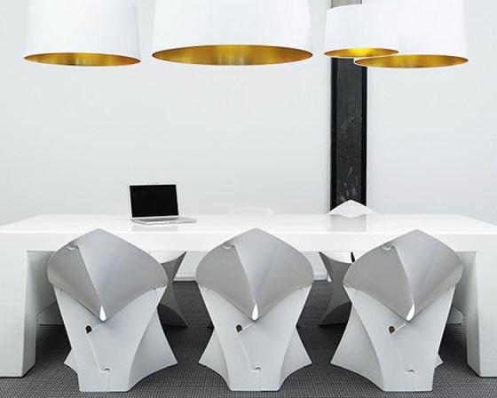 Flux Chair..เก้าอี้จากไอเดียงานพับกระดาษของญี่ปุ่น พับเก็บง่าย น้ำหนักเบา ไม่เปลืองที่ 19 - chair