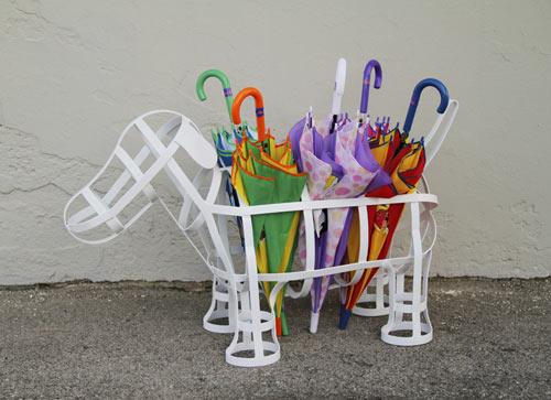 iDOG สารพัดประโยชน์ 13 - umbrella stand