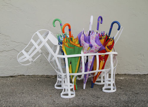 iDOG สารพัดประโยชน์ 14 - umbrella stand