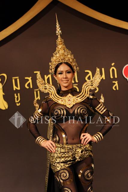 %name เปิดตัวชุดประจำชาติไทย เหมราชนารี