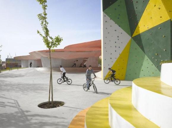 Youth Factory ไอเดียสร้างพื้นที่สำหรับเยาวชนในเมือง 15 - Youth Factory
