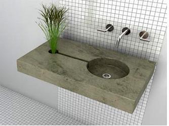 Zen garden sink อ่างล้างมือรักษ์โลก 13 - sink