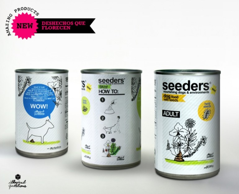 Seeders dog food อุจจาระน้องหมาช่วยโลก 13 - Plant