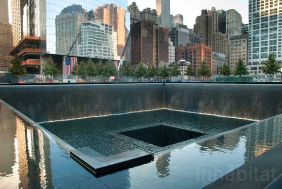 911 memorial 08 สถานที่รำลึกเหตุการณ์ 9/11 ที่ Ground Zero เปิดแล้ว