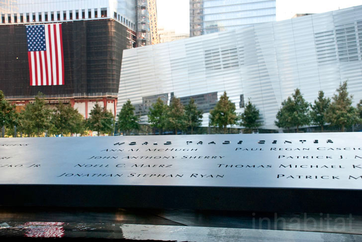 911 memorial 17 สถานที่รำลึกเหตุการณ์ 9/11 ที่ Ground Zero เปิดแล้ว