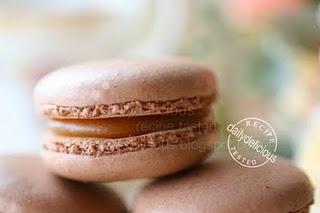 Chocolate macarons_5
