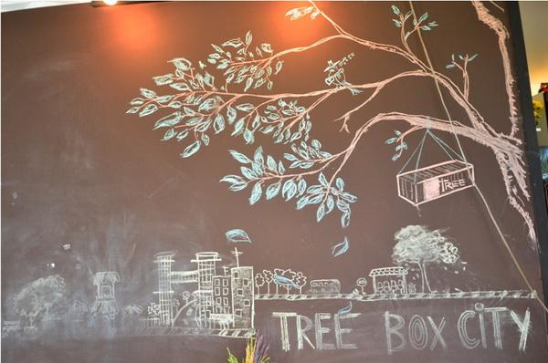 Tree Box..กล่องต้นไม้ที่มาจากการ reuse ตู้คอนเทนเนอร์ 17 - Tree Box