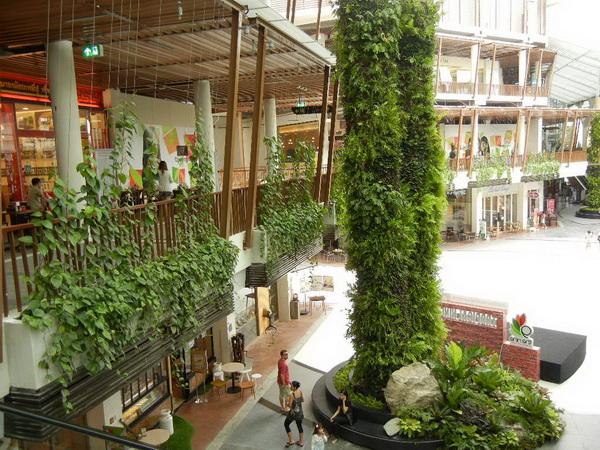The Nine Neighborhood Center ที่ช้อป ที่กิน แวดล้อมด้วยสีเขียว 16 - Shopping