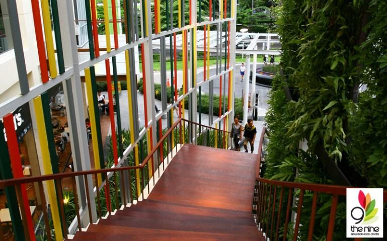 The Nine Neighborhood Center ที่ช้อป ที่กิน แวดล้อมด้วยสีเขียว 13 - Shopping