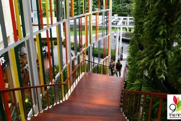 The Nine Neighborhood Center ที่ช้อป ที่กิน แวดล้อมด้วยสีเขียว 13 - the nine