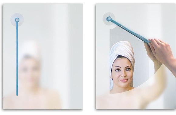 mirror maid 15 - mirror clearer