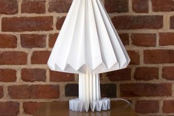 Sadako paper lamps 2 - Paper lamp