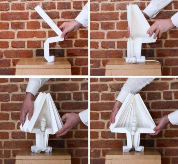 Sadako paper lamps 14 - paper