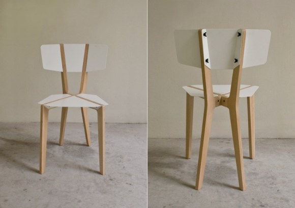 The Naked Chair 16 - chair