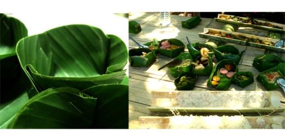 B 4 580x283 Banana Leaf Rice จานอาหาร ใช้ช่วงน้ำท่วม