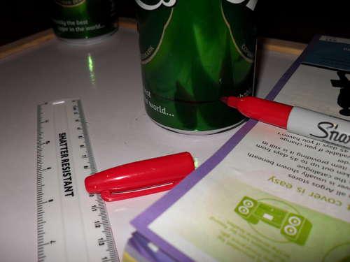 DIY เตาแอลกอฮอล์จากกระป๋องน้ำอัดลม 17 - DIY