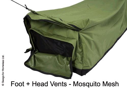 backpackbed 3 Backpack Bed เตียงนอนเคลื่อนที่พกพาได้