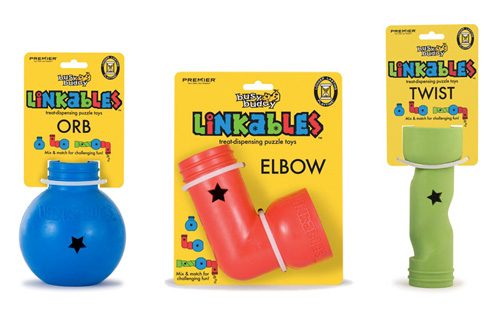 busybuddylinkables dogtoy 2 Busy Buddy Linkables ของเล่นน้องหมา