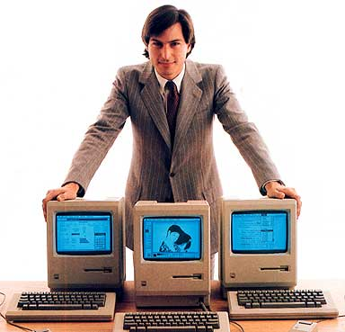 jobs1984 Steve Jobs..Connecting the Dot
