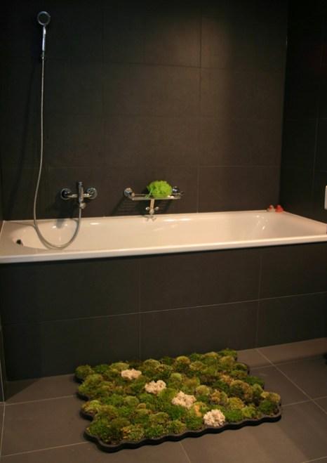 """""""สวนเล็กๆ ในพรมเช็ดเท้า"""" ประจำห้องน้ำของคุณ 14 - eco-friendly"""