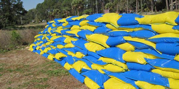 Sandbrick sandbag ถุงทรายไฮโซ 13 -