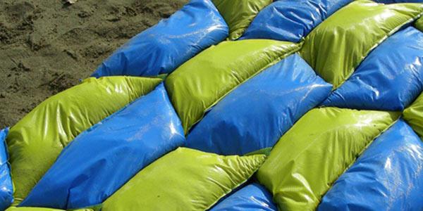 Sandbrick sandbag ถุงทรายไฮโซ 17 -
