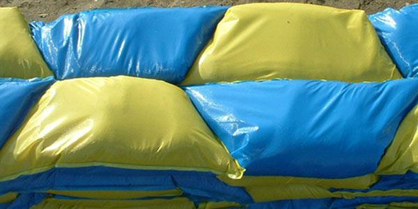 Sandbrick sandbag ถุงทรายไฮโซ 18 -
