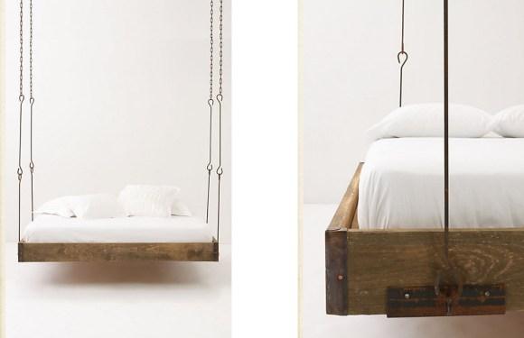 Hanging Beds เตียงนอนลอยหนีน้ำท่วม 18 - Beds