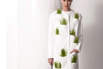 Living Raincoat เสื้อกันฝน ปลูกต้นไม้ได้ 12 - living raincoat