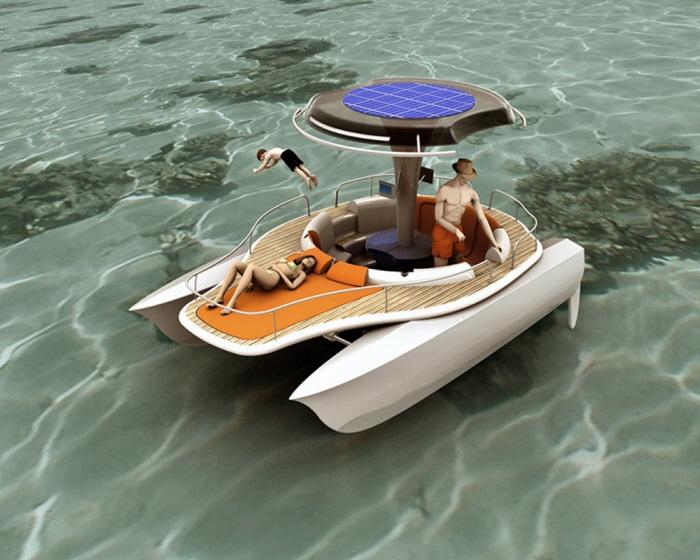 Pedal Boat concept ล่องเรือซิลยามน้ำท่วม 13 - Pedal Boat