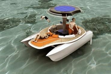 Pedal Boat concept ล่องเรือซิลยามน้ำท่วม 13 - Pedal Boat concept