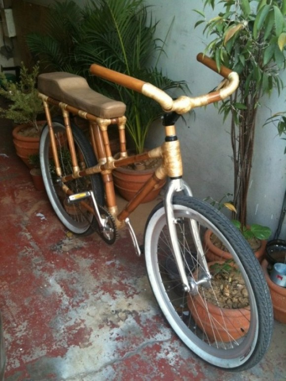 Bambike จักรยานไม้ไผ่รายได้สู่ชุมชน 16 - bamboo