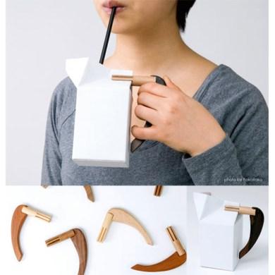 Motte Milk Carton Handle นี่คือหูของฉัน 32 - Motte Milk Carton Handle