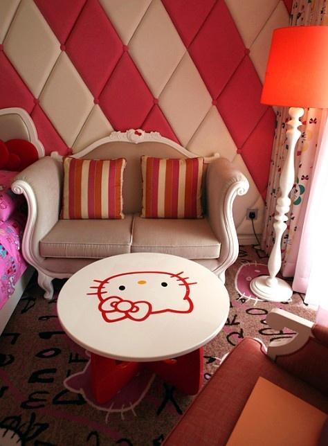 ไปทัวร์ Hello Kitty room ที่เกาะเชจูเกาหลี 22 - hello kitty