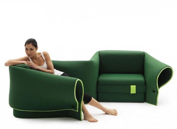 A Multi-Transformation Sofa by Campeggi 16 - Multi-Transformation Sofa