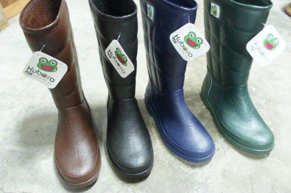 แฟชั่นรองเท้าบู๊ทยาง 20 - Rainboots