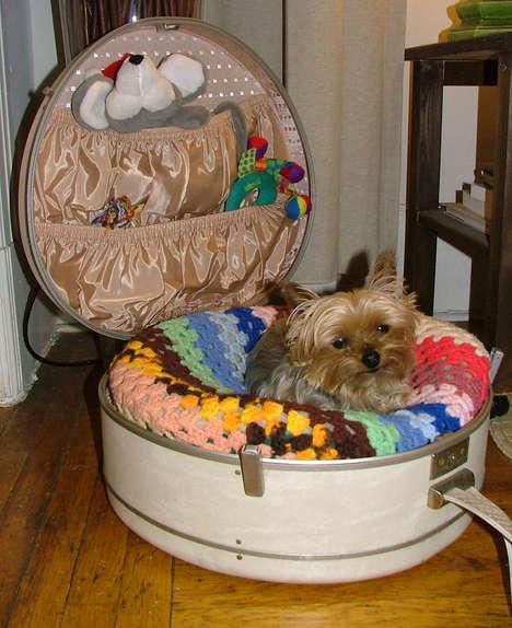 Pet's Bed-to-Go..เตียงนอนสัตว์เลี้ยงพร้อมเคลื่อนย้าย 17 - pet