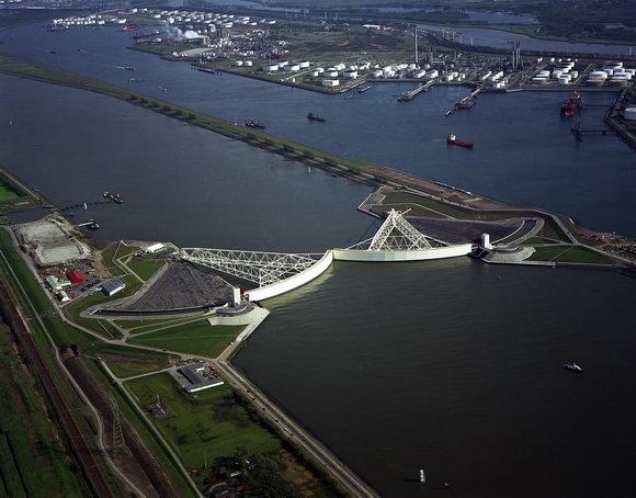 Delta Works โครงการป้องกันน้ำท่วมทั้งเนเธอร์แลนด์ ประเทศที่ต่ำกว่าระดับน้ำทะเล 15 - delta plan