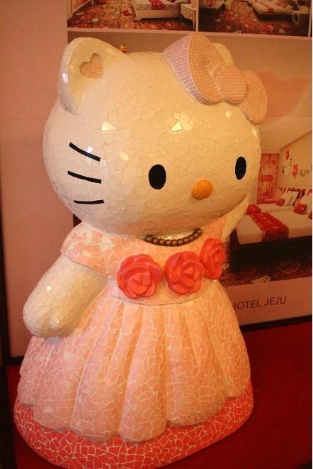6315510865 ไปทัวร์ Hello Kitty room ที่เกาะเชจูเกาหลี